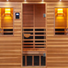 5-Person Jacuzzi Premier Full Spectrum Sauna Cedar thumb 1