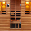 5-Person Jacuzzi Premier Full Spectrum Sauna Cedar thumb 2